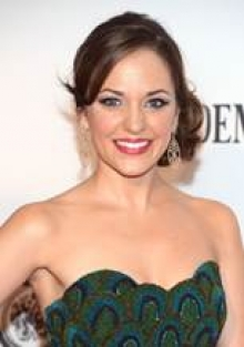 Get the Look: Nominee Laura Osnes Tony Awards Glamour