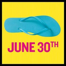 Old Navy's $1 Flip Flop Sale