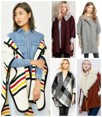 Favorite Capes for Winter