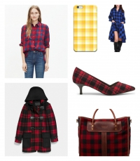How to Rock the Plaid Trend