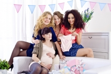 Baby Shower Trends from Pottery Barn Kids and TomKat Studio