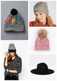 Chic Hats for Winter