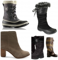 Favorite Winter Boots for Women