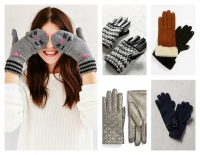 Fashionable Gloves for Winter