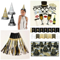 New Year's Eve Decor Ideas